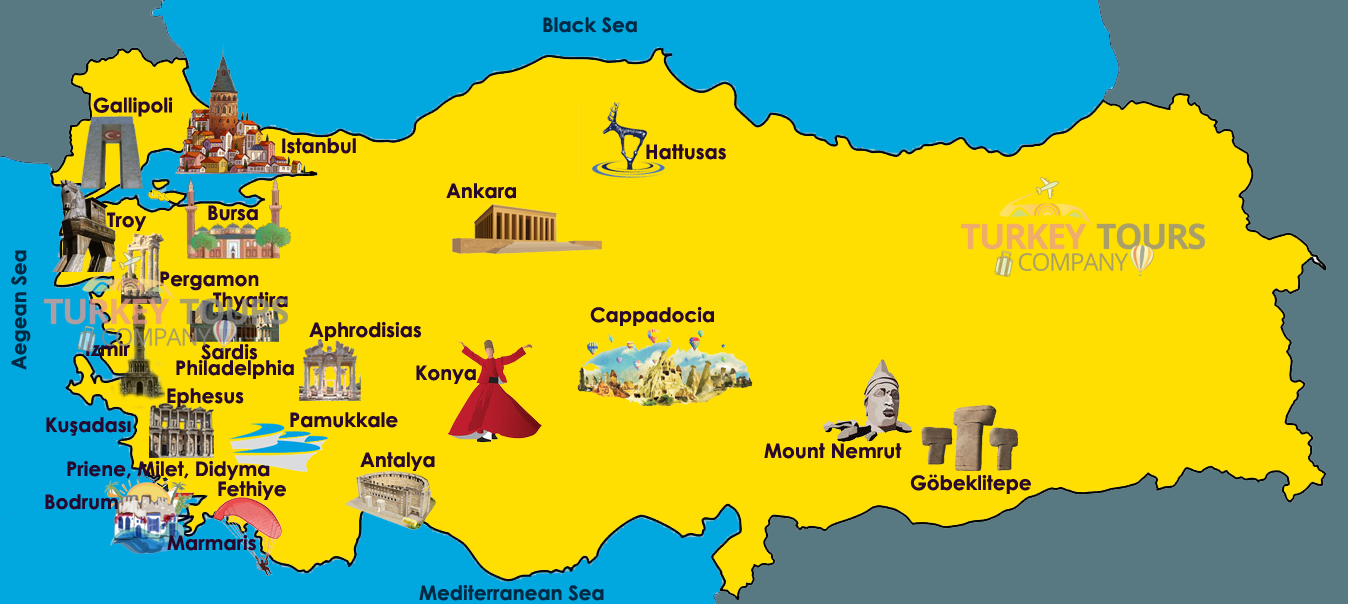 travel turkey tour