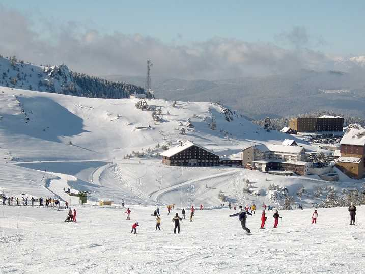 KARTALKAYA SKI CENTER