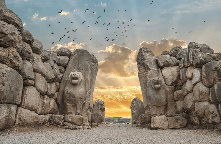 10 MUST-SEE EXCAVATION SITES IN TURKEY