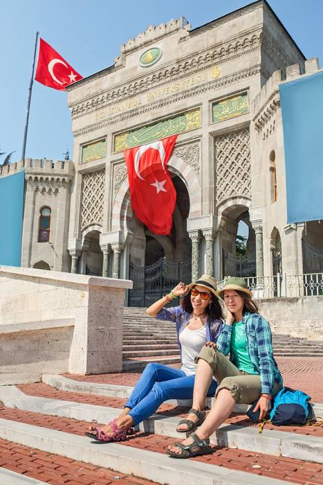 LEARNING & STUDYING IN TURKEY