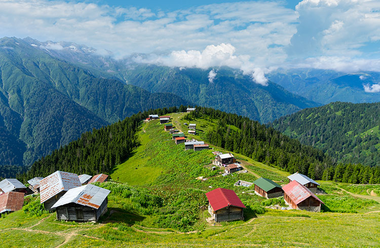"5 ""YAYLA"" PLATEAUS THAT YOU JUST HAVE TO SEE!"