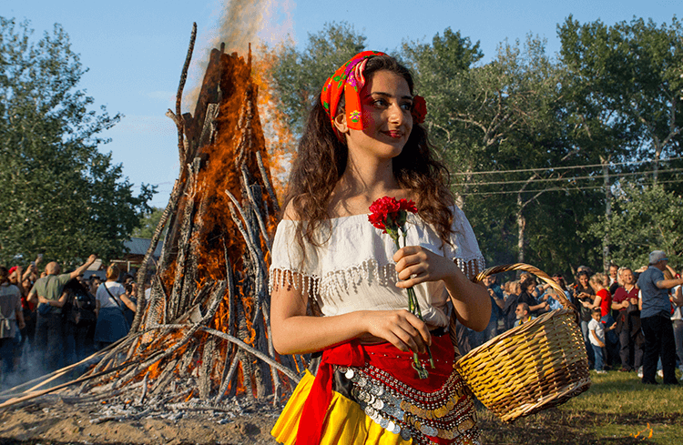 SPRING CELEBRATION: HIDIRELLEZ IN TURKEY