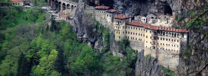 MONASTERIES OF THE BLACK SEA