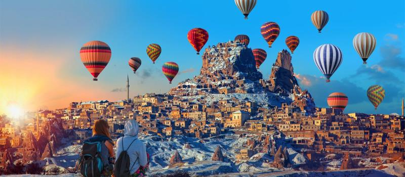 WHY TURKEY SHOULD BE YOUR NEXT HOLIDAY DESTINATION?