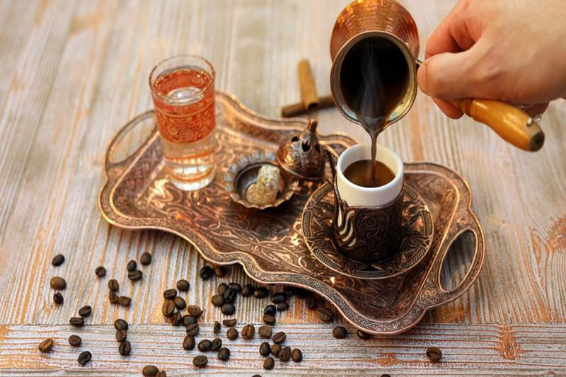TURKISH COFFEE CULTURE