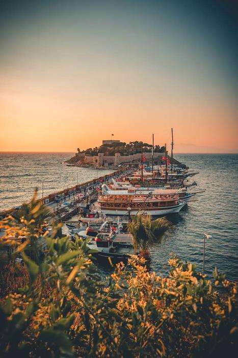 GO AEGEAN TURKEY