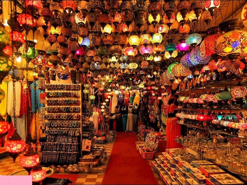 blue mosque grand bazaar shopping tour